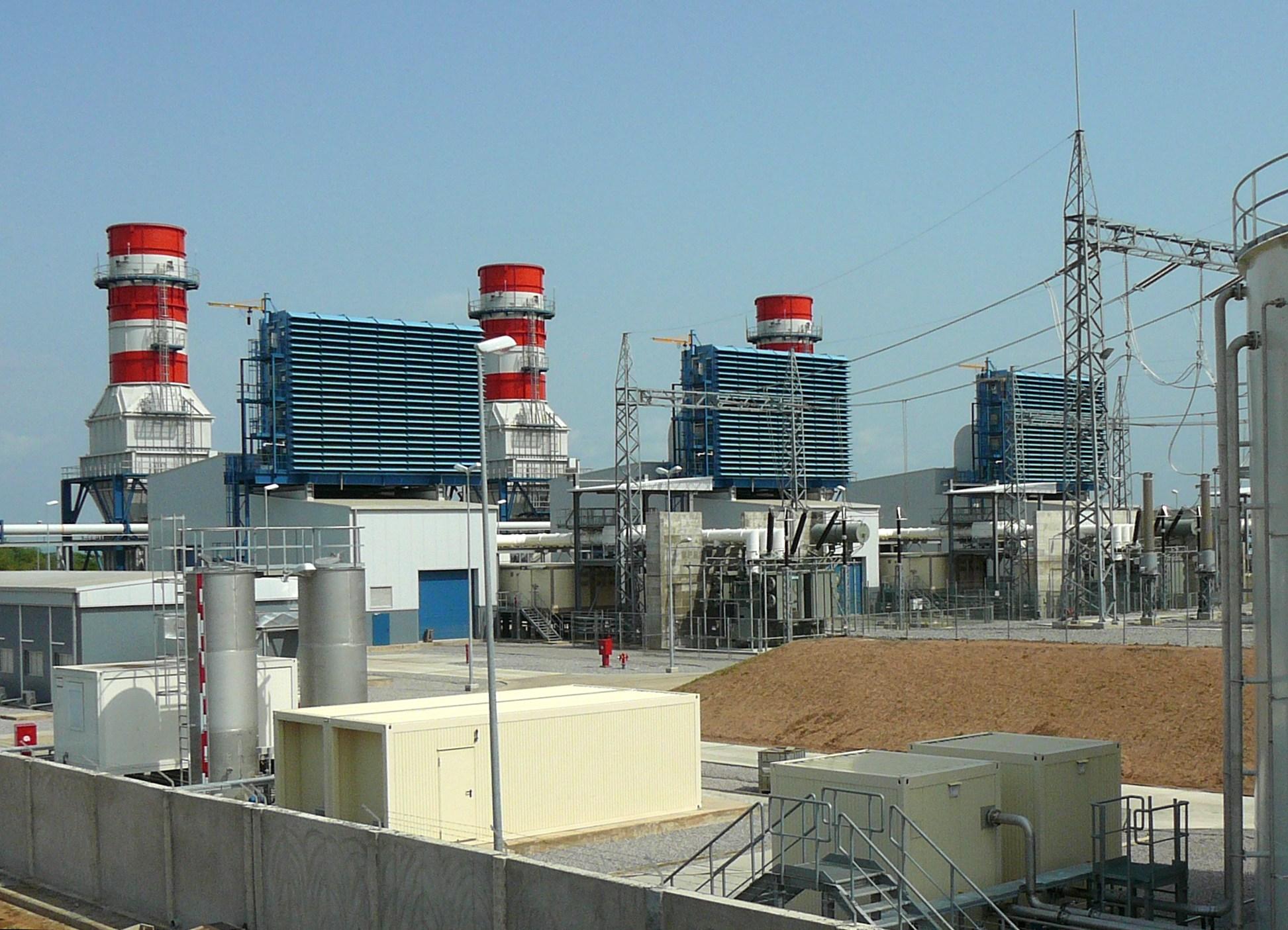"""Résultat de recherche d'images pour """"nigeria electricity new plant"""""""
