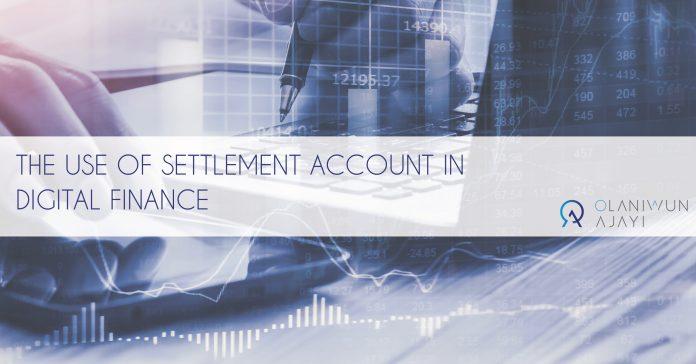 Settlement Accounts