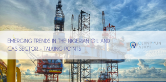 Emerging trends in the oil and gas industry