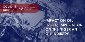 Impact on oil prices
