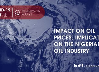 Impact on oil prices