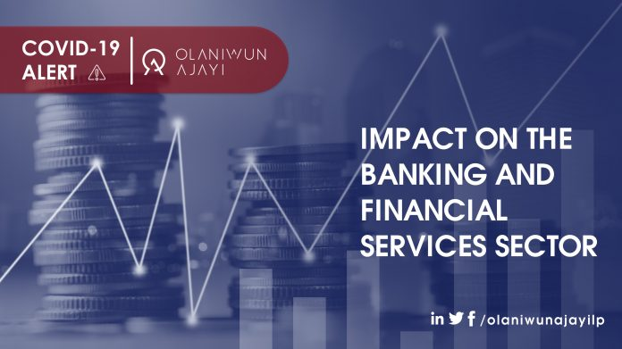 Impact on the banking and financial services sector