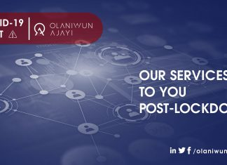 our service to you post lockdown
