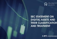 SEC Statements on Digital Assets