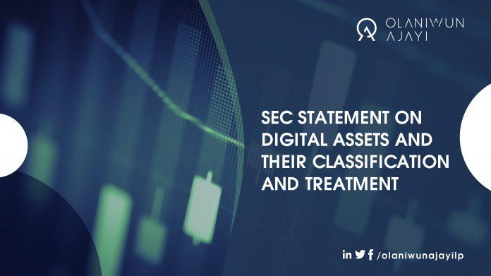 SEC Statements on Digital Assets